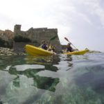 kayak mer limpide hotel corse chateau pierre